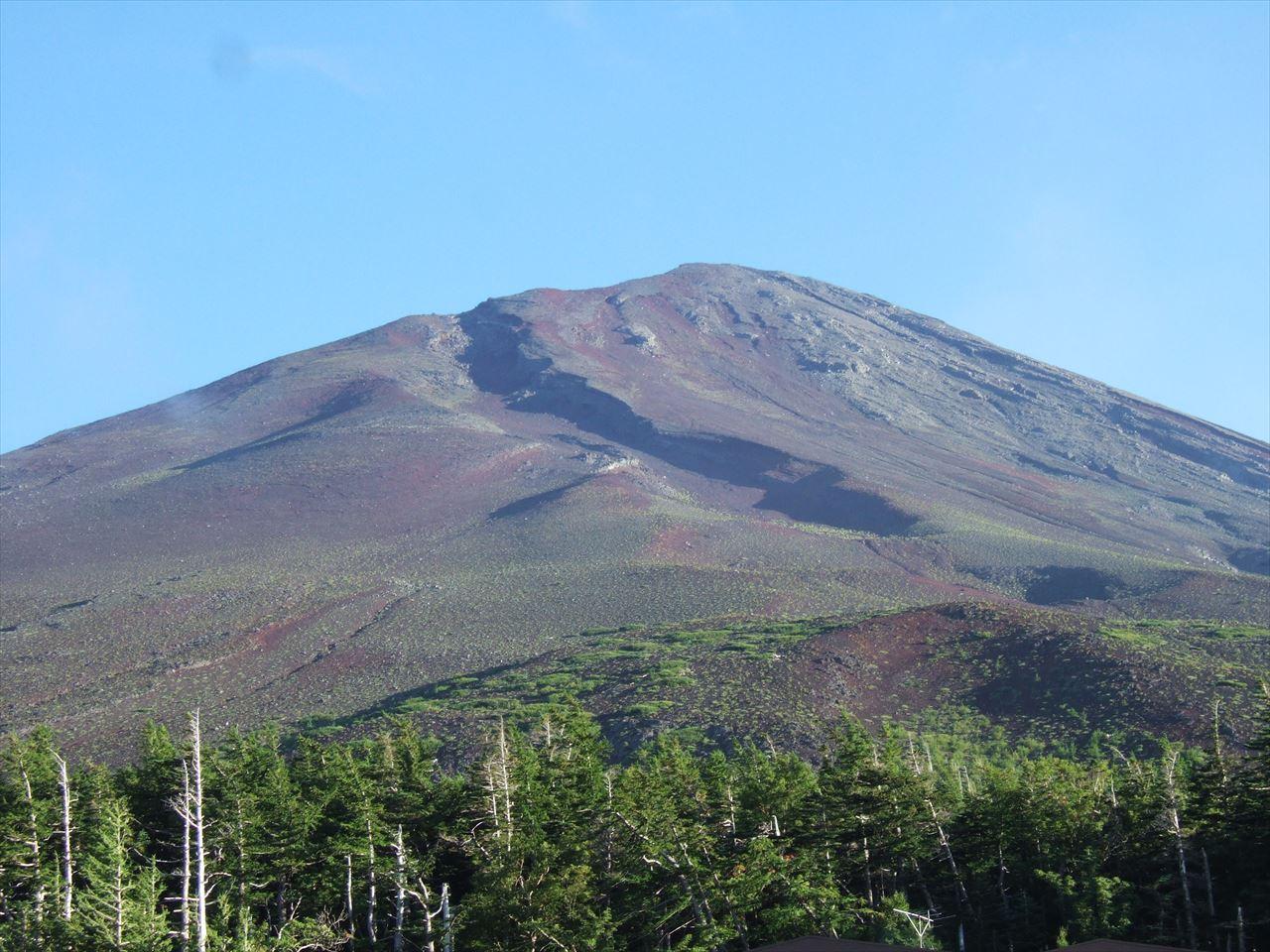 富士山 日帰り登山 日本一の雲上の世界へ(2015.8.9)