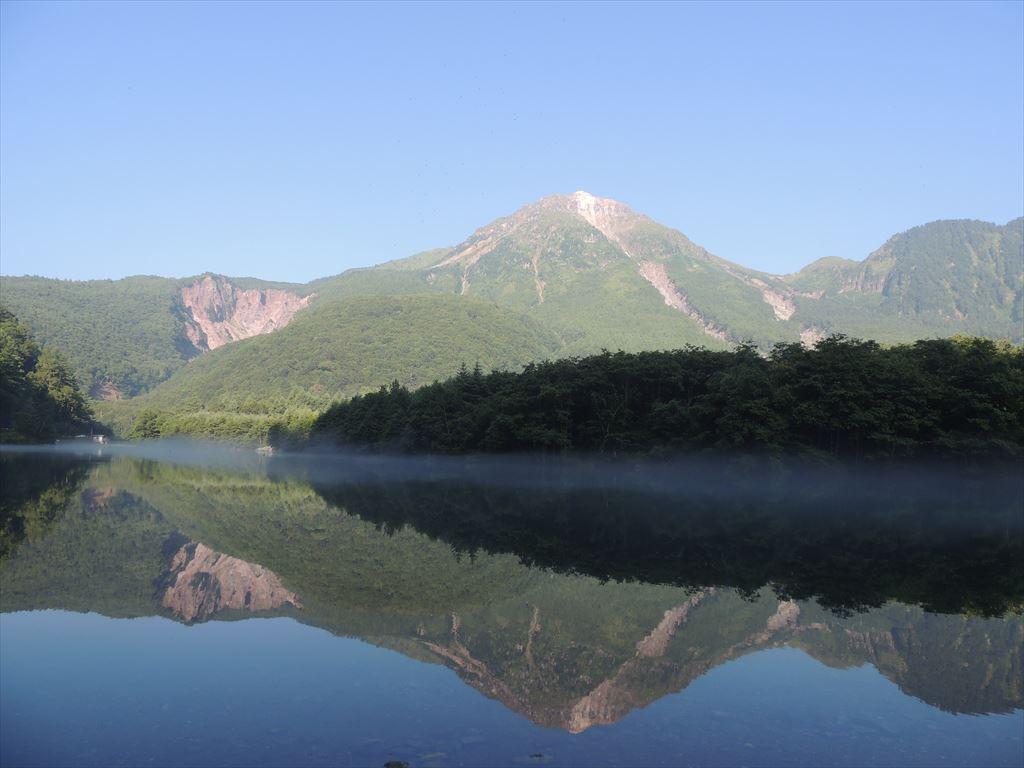上高地 穂高岳を眺めながらのハイキング 梓川の涼風を感じる夏休み(2015.7.30)