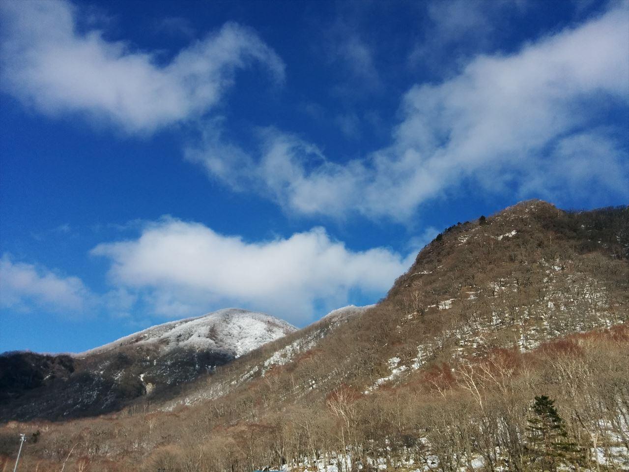 赤城山 雪山登山(黒檜山~駒ヶ岳) 景趣名勝の雪山入門コースで行く雪遊びの旅(2016.2.21)