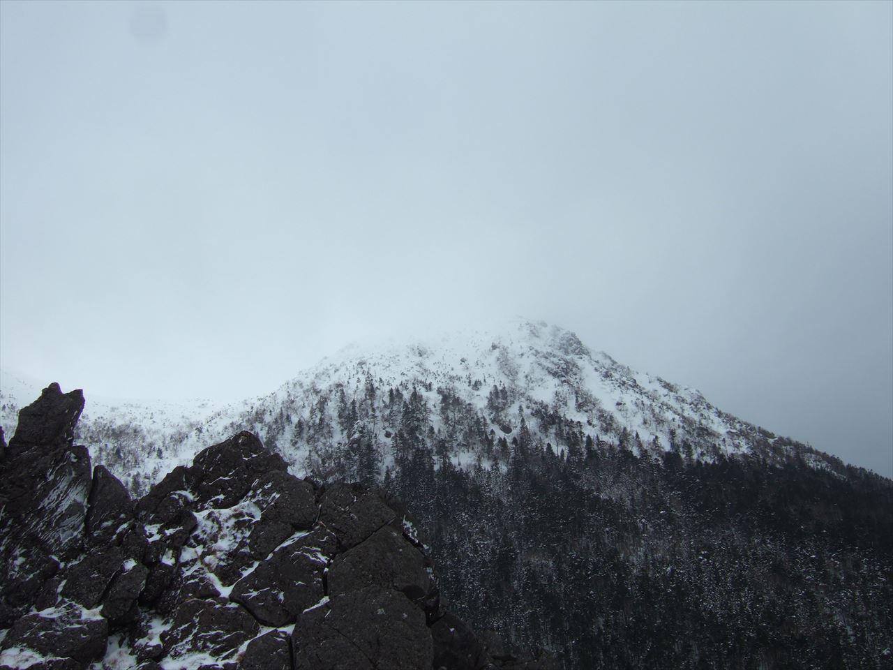 天狗岳 雪山登山 冬の八ヶ岳で春の足音を聞く旅(2016.3.4)