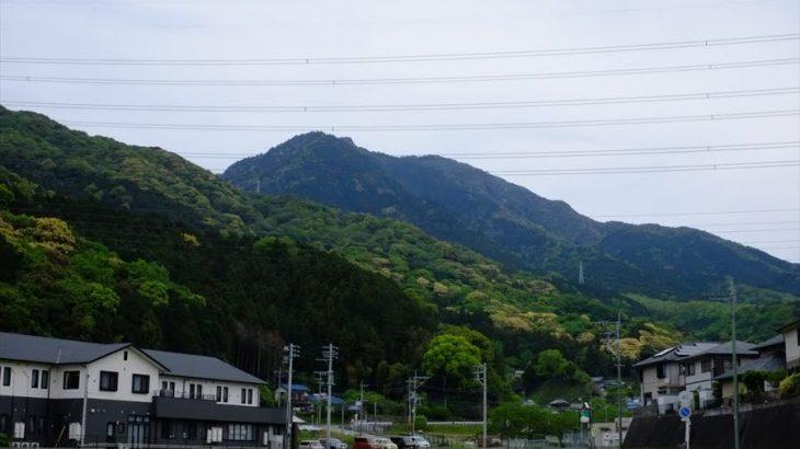 宝満山 登山(猫谷川〜大谷尾根) 時代の変わり目に人気の山の裏ルートを歩く