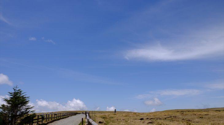 美ヶ原高原 広い空と360度の地平線 初夏に歩きたいアルプスと八ヶ岳の絶景ハイキング