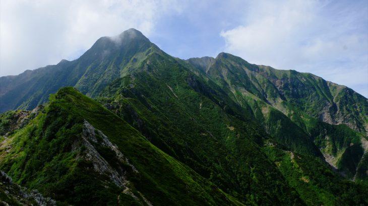 鹿島槍ヶ岳~五竜岳 登山(五竜山荘テント泊) ラモスに負けるな!八峰キレットはオコジョと熊のパワハラ攻撃