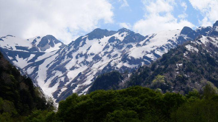 【北アルプス】針ノ木岳 脂汗が止まらない!大失態とアイゼン破壊 情けに救われた大雪渓