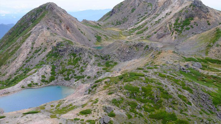 【北陸】白山 ゴジラ松井と酸素パワー! 小舞子海岸から始まる噴石旅ガラス計画